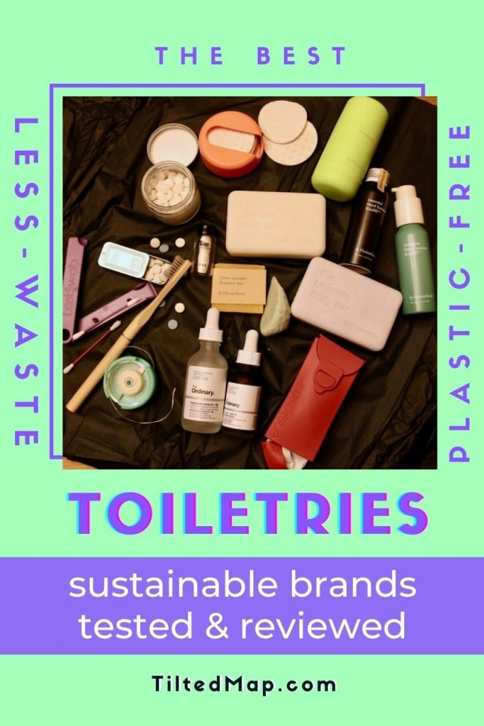 Pin this review to Pinterest: the best zero-waste, plastic-free toiletries for gifting and for travel (plus discount codes). ©KettiWilhelm2020
